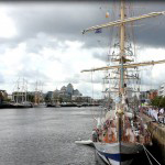 Tall Ship from luxury hotels ireland