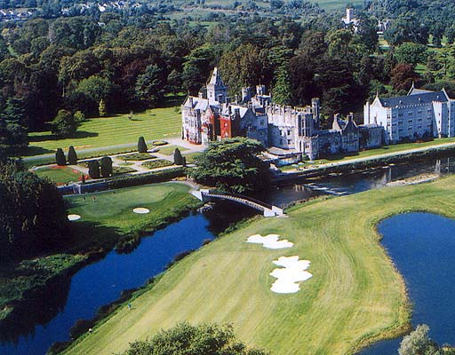 Golf and Spa breaks in Ireland this summer
