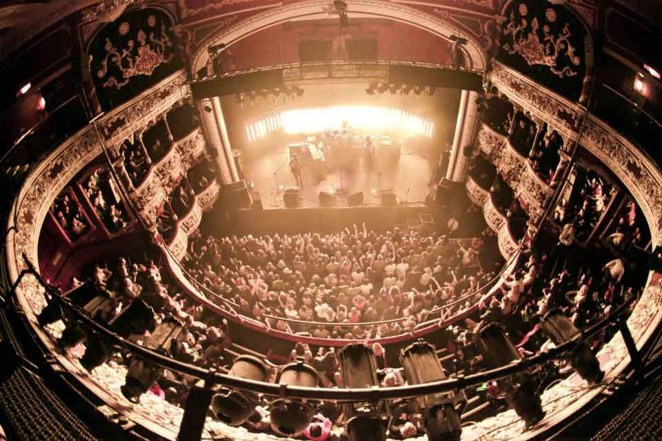 Olympia Theatre Luxury Hotels Ireland