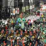 St-Patricks-Parade on Luxury Hotels Ireland tourist attractions