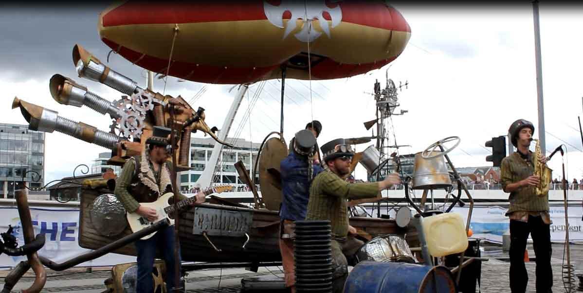 Video: Tall Ships Dublin