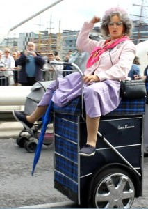 funky granny on luxuryhotels Ireland