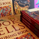 Book of kells colouring book Chester Beatty shop Dublin