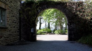 Archway on luxury hotels ireland