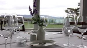 Dining table Parknasilla on luxury hotels ireland