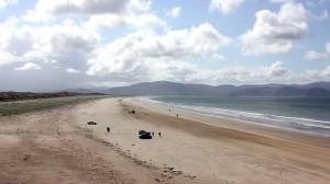 Inch beach on luxury hotels ireland