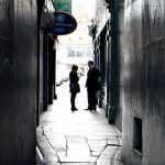 Temple Bar alleyway in Dublin on Luxury hotels ireland