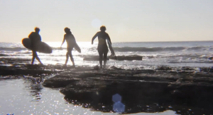 lehinch surfers
