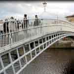 haapenny bridge On Luxury Hotels Ireland tourist attractions