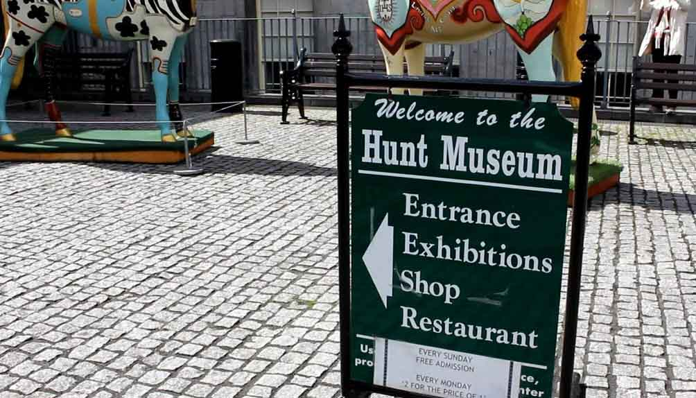 Hunt Museum Limerick Podcast