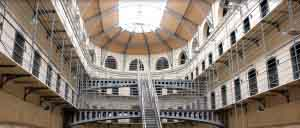 kilmainham gaol on luxuryhotels Ireland