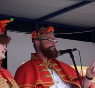 The redhead gathering