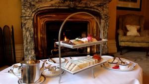 Afternoon Tea Kilalrney Park on luxury hotels Ireland