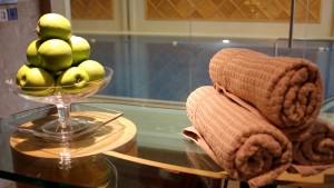 Health spa on luxury hotels ireland