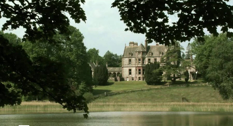 Castle Leslie on luxury hotels ireland