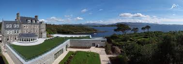 Parknasilla on luxury hotels ireland